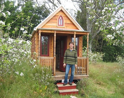 The Tiny House Movement Synergy Magazine The Magazine For